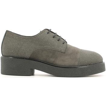 Čevlji  Ženske Čevlji Derby Mally 5532 Siva