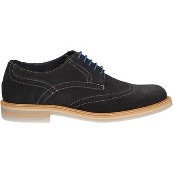 Čevlji  Moški Čevlji Richelieu Rogers 8950A Modra