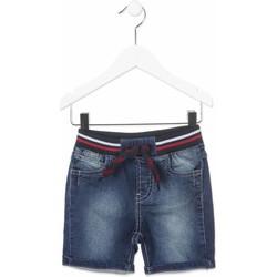 Oblačila Otroci Kratke hlače & Bermuda Losan 815-6007AC Modra
