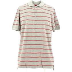 Oblačila Moški Polo majice kratki rokavi City Wear THMR5201 Siva