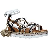 Čevlji  Ženske Sandali & Odprti čevlji Manila Grace S620DU Črna