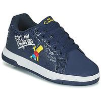 Čevlji  Otroci Čevlji s koleščki Heelys SPLIT Modra