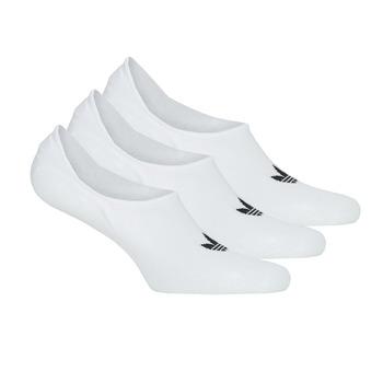 Spodnje perilo kratke nogavice adidas Originals LOW CUT SOCK X3 Bela