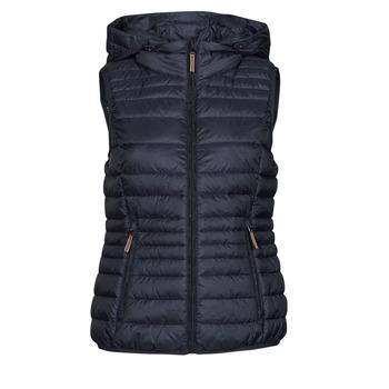 Oblačila Ženske Puhovke Esprit LEMARA Modra