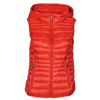 Oblačila Ženske Puhovke Esprit LEMARA Rdeča