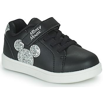 Čevlji  Otroci Nizke superge Disney MICKEY Črna
