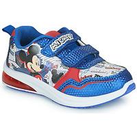 Čevlji  Dečki Nizke superge Disney MICKEY Modra