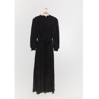 Oblačila Ženske Kratke obleke Fashion brands 9805-2-0-NOIR Črna
