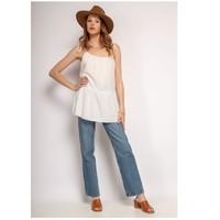 Oblačila Ženske Topi & Bluze Fashion brands 490-WHITE Bela