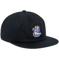 Tekstilni dodatki Moški Kape s šiltom Huf Cap chun-li snapback hat Črna