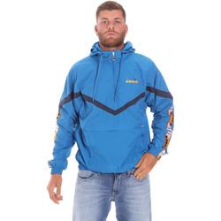Oblačila Moški Jakne Diadora 502175815 Modra