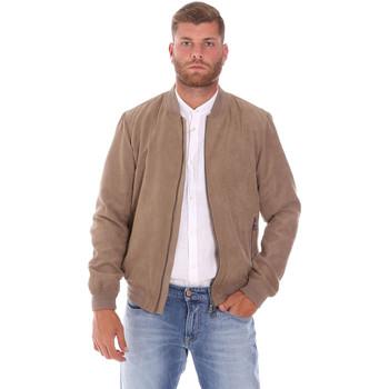 Oblačila Moški Jakne Sseinse GBE703SS Bež