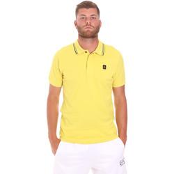 Oblačila Moški Polo majice kratki rokavi Refrigiwear RM0T24000PX9032 Rumena