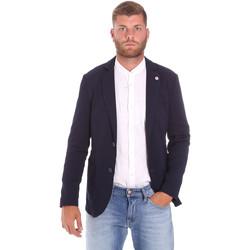 Oblačila Moški Jakne Sseinse GAE716SS Modra