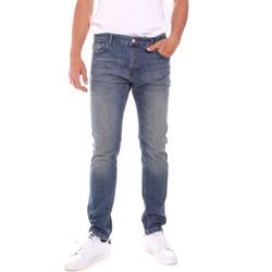 Oblačila Moški Jeans Lumberjack CMB3447 002EU Modra
