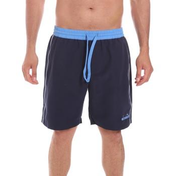Oblačila Moški Kratke hlače & Bermuda Diadora 102175862 Modra