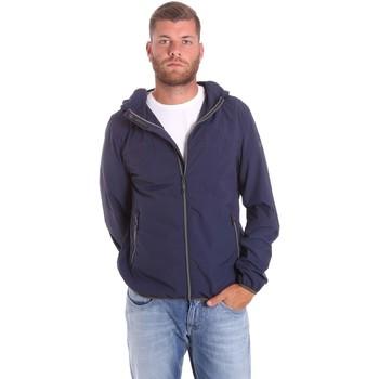 Oblačila Moški Jakne Lumberjack CMB3223 001EU Modra