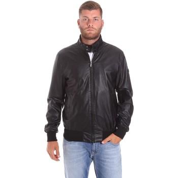 Oblačila Moški Jakne Lumberjack CMB3124 001EU Črna