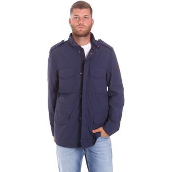 Oblačila Moški Parke Lumberjack CM68821 002EU Modra
