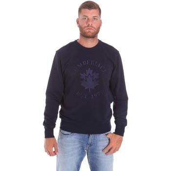 Oblačila Moški Puloverji Lumberjack CM60142 016EU Modra