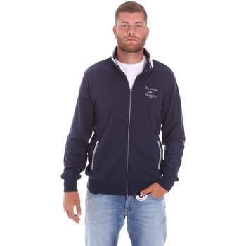 Oblačila Moški Puloverji Key Up 2F451 0001 Modra