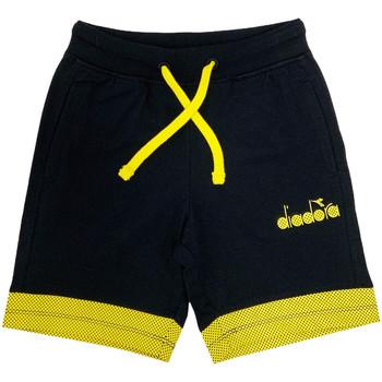 Oblačila Otroci Kratke hlače & Bermuda Diadora 102175908 Črna
