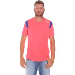 Oblačila Moški Majice s kratkimi rokavi Diadora 102175719 Roza