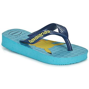 Čevlji  Dečki Japonke Havaianas KIDS TOP POKEMON Modra