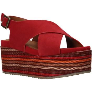 Čevlji  Ženske Sandali & Odprti čevlji Onyx S20-SOX753 Rdeča