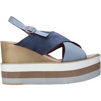Čevlji  Ženske Sandali & Odprti čevlji Onyx S20-SOX758 Modra