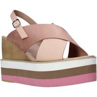 Čevlji  Ženske Sandali & Odprti čevlji Onyx S20-SOX758 Roza