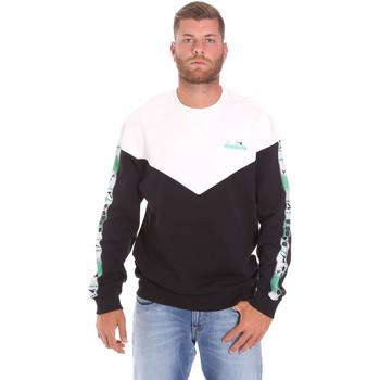 Oblačila Moški Puloverji Diadora 502176091 Črna