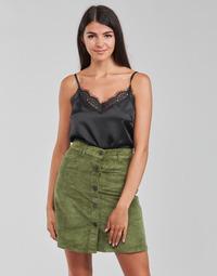 Oblačila Ženske Topi & Bluze Moony Mood PABZAC Črna