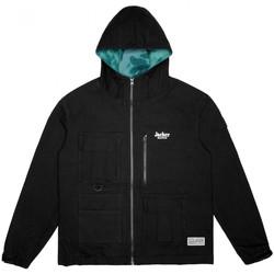 Oblačila Moški Jakne Jacker Money makers jacket Črna