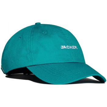 Tekstilni dodatki Moški Kape s šiltom Jacker Color passion cap Modra