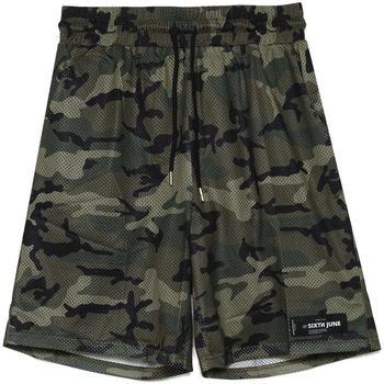 Oblačila Moški Kratke hlače & Bermuda Sixth June Short  Mesh