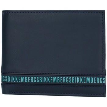 Torbice Moški Denarnice Bikkembergs E2BPME2D3043 BLUE