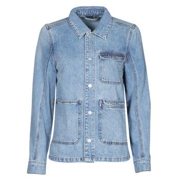 Oblačila Ženske Jeans jakne Vero Moda VMSMILLA Modra