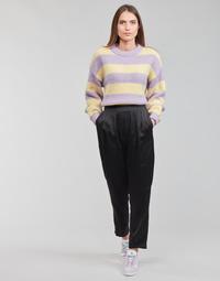 Oblačila Ženske Lahkotne hlače & Harem hlače Vero Moda VMKYRA Črna