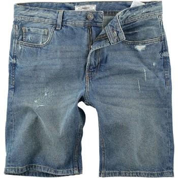 Oblačila Moški Kratke hlače & Bermuda Produkt BERMUDAS VAQUERAS HOMBRE  12167538 Modra