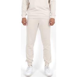Oblačila Moški Spodnji deli trenirke  Sixth June Pantalon  Signature beige