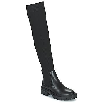 Čevlji  Ženske Visoki škornji Vanessa Wu BECH Črna