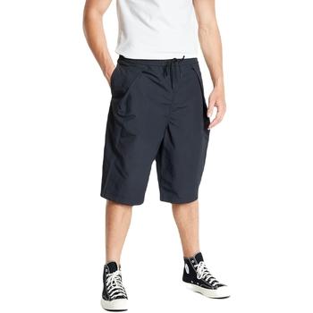 Oblačila Kratke hlače & Bermuda Converse Shapes Triangle Črna