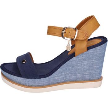 Čevlji  Ženske Sandali & Odprti čevlji Enrico Coveri BH490 Modra