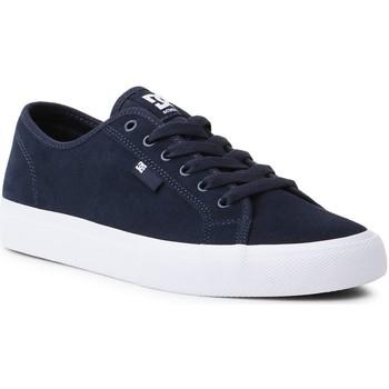 Čevlji  Moški Skate čevlji DC Shoes DC Manual S ADYS300637-DNW navy