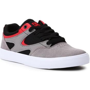 Čevlji  Moški Skate čevlji DC Shoes DC Kalis Vulc ADJS300569-XKSR black, grey, red