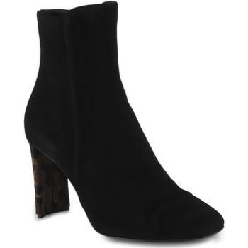Čevlji  Ženske Gležnjarji Giuseppe Zanotti I770032 nero