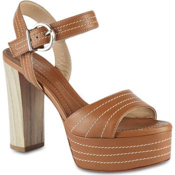 Čevlji  Ženske Sandali & Odprti čevlji Barbara Bui N5341 MMN18 marrone