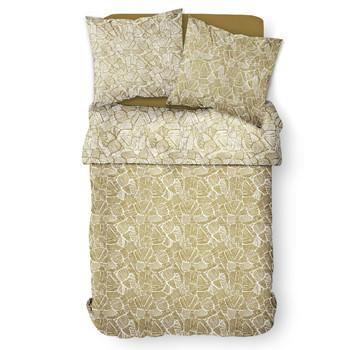 Dom Kompleti posteljnine Today MAWIRA 2.16 Rumena
