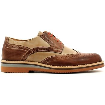 Čevlji  Moški Čevlji Derby Rogers 1226B Rjav